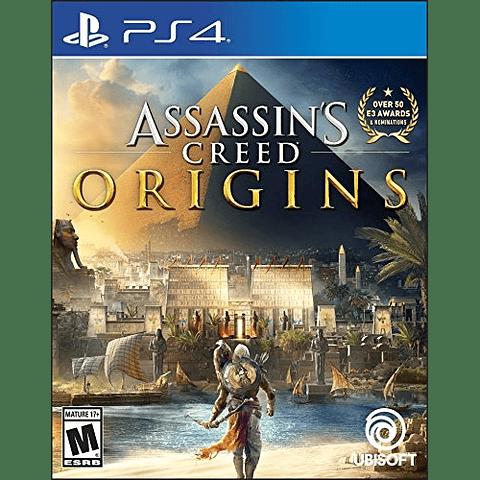 Assassin´s Creed Origins, PlayStation 4, Edición Estándar