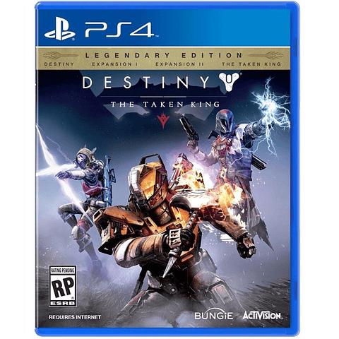 Destiny The Taken King LE (online) PS4 047875874428
