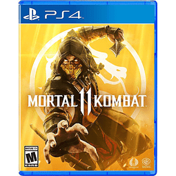 Mortal Kombat 11 PS44, 883929668960