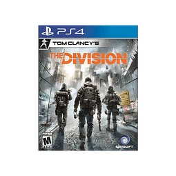 TOM CLANCY`S THE DIVISION PS4 SKU: 887256014520