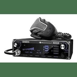 Base Radio Con Intercomunicador Uniden Bearcat 980ssb 40ch.