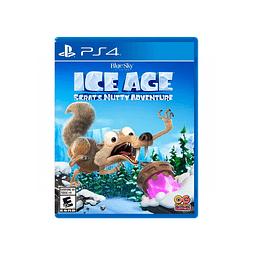 ICE AGE: SCRATTS NUTTY ADVENTURE PS4