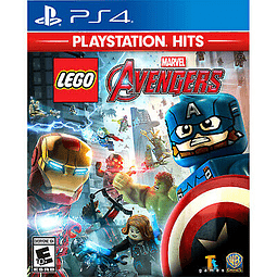 Lego Marvel Avengers-PlayStation Hits PS4
