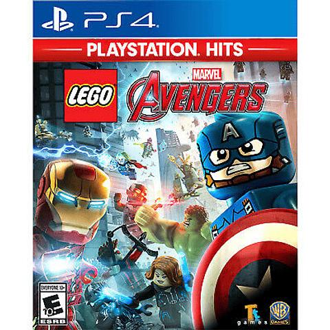 Lego Marvel Avengers-PlayStation Hits PS4