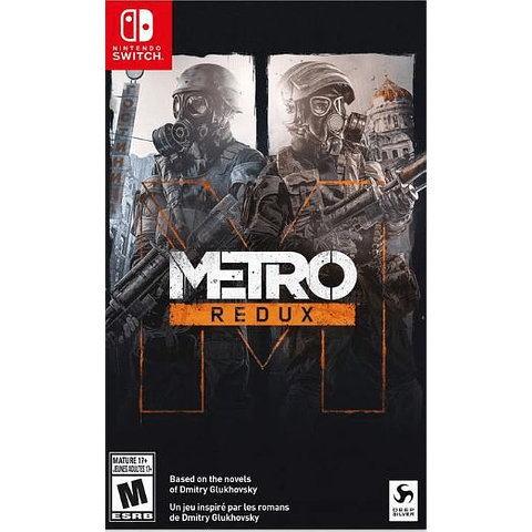METRO REDUX SWITCH SKU: 816819016749