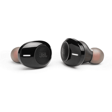 AUDÍFONO JBL TUNE T120 TWS TRUE WIRELESS IN-EAR NEGRO