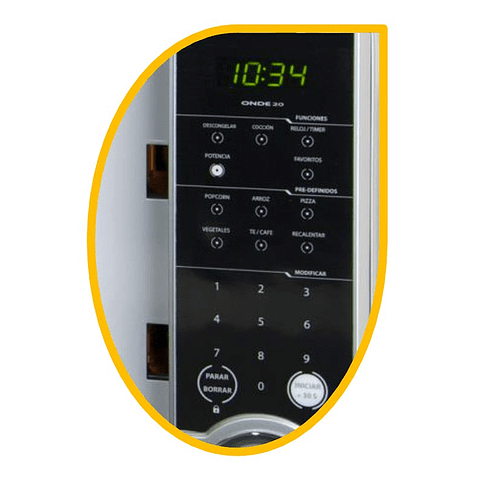 Microondas Digital Mademsa Onde 20