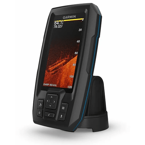 Ecosonda Garmin Striker Plus 4cv