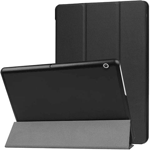 Estuche para Huawei MediaPad T3 10 Custer textura de cuero