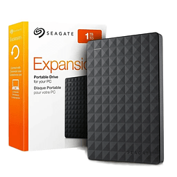 Disco Duro Externo Seagate Expansion 1tb  3.0 Stea1000400