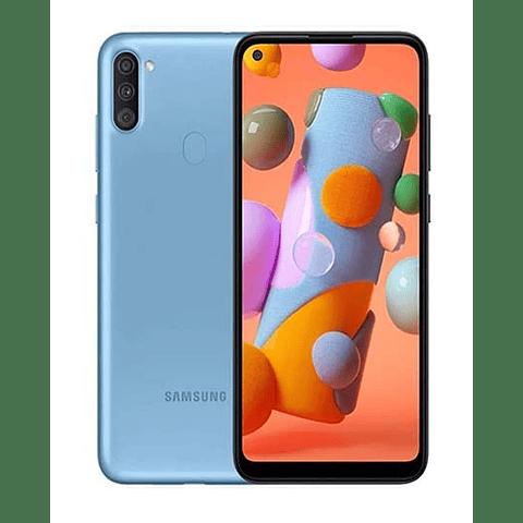Celular Galaxy A11 Azul - Samsung