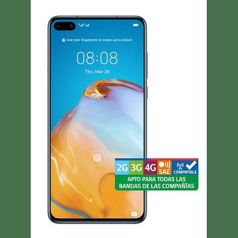 Smartphone Huawei P40 128GB Azul Liberado