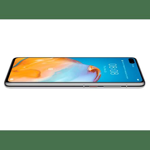 Smartphone Huawei P40 128GB color plata glacial  Liberado