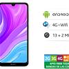 "HUAWEI Y7 2019 64GB NEGRO 6.26"""