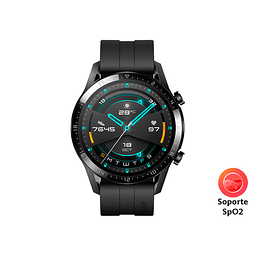 SMARTWATCH HUAWEI GT2 SPORT BLACK -46MM-