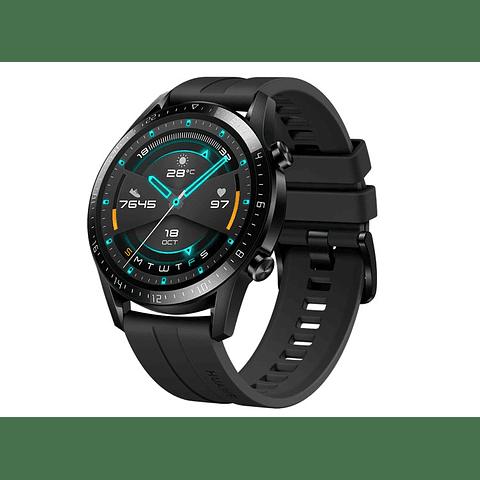 SMARTWATCH HUAWEI GT2 SPORT BLACK -46MM-