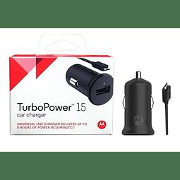 Motorola USB 12V 89806N inclue cable Micro usb