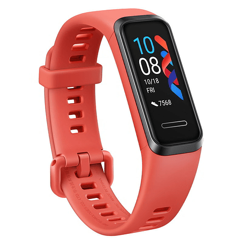 Smartband Huawei Band 4 Rojo