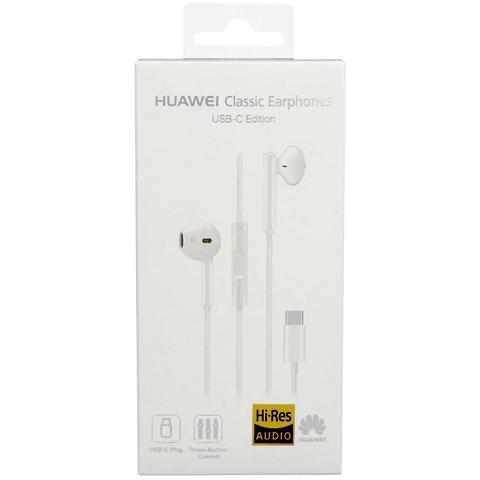 Manos Libres Huawei con Entrada Tipo C - Cm33