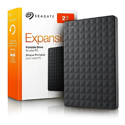Disco Duro Ext. Seagate 2tb Usb 3.0 2.5 Expansion