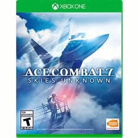 JUEGO XBOX ONE ACECOMBAT 7 SKIES UNKNOWN