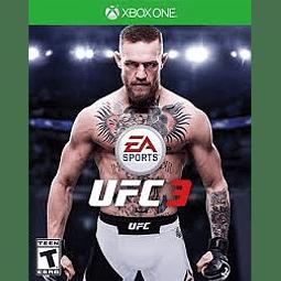 JUEGO XBOX ONE UFC 3