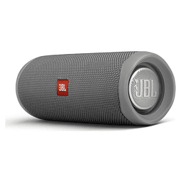 Parlante Bluetooth JBL FLIP5 color gris