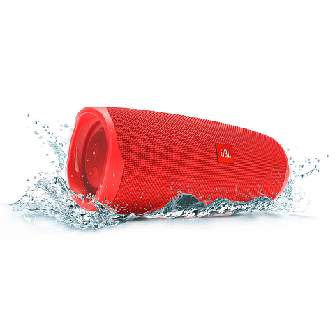 Parlante Bluetooth JBL Charge 4 rojo