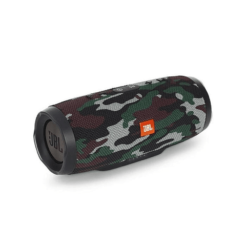 Parlante Bluetooth JBL Charge 4 camuflado