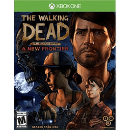 JUEGO XBOX  THE WALKING DEAD TELLTALE SERIES