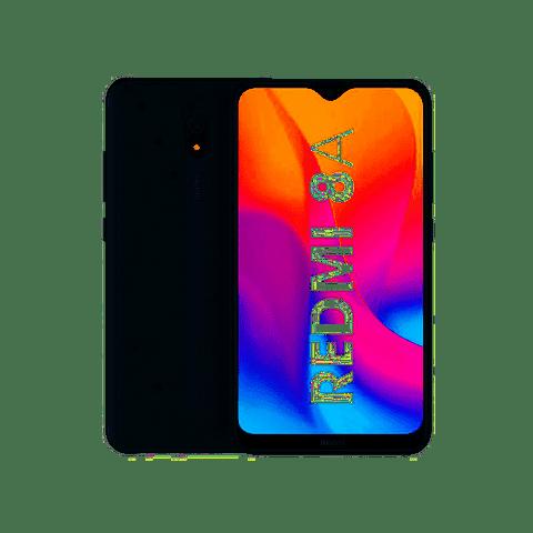 Smartphone Xiaomi Redmi 8A Negro / 32 Gb / Liberado