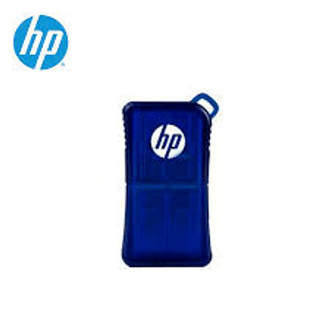 HP | PEN DRIVE HP V165 64GB  AZUL