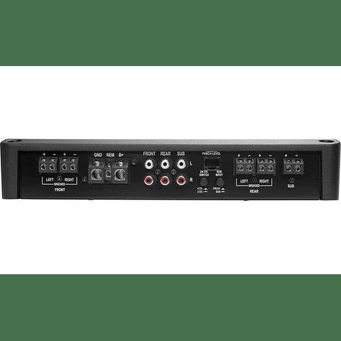 Amplificador marca ROCKFORD FOSGATE modelo P1000X5D