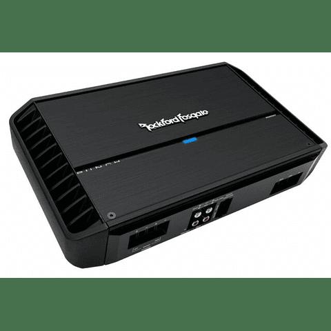 Amplificador Modelo  Canales2 RMS500 W Rockford Fosgate P500x2