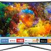 "40"" Full HD Curved Smart TV UN40K6500AGXXZS Series 6"