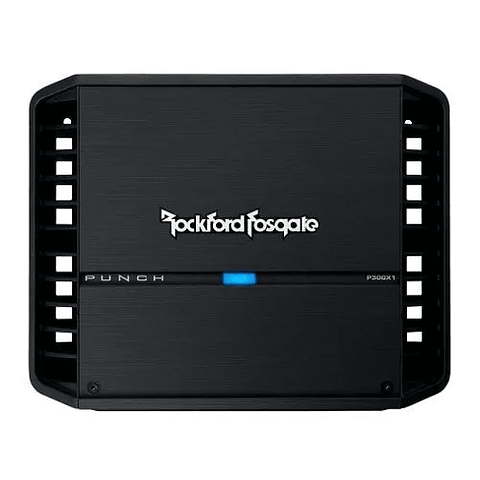 Rockford Fosgate P300x1 Punch Amplificador Monobloque