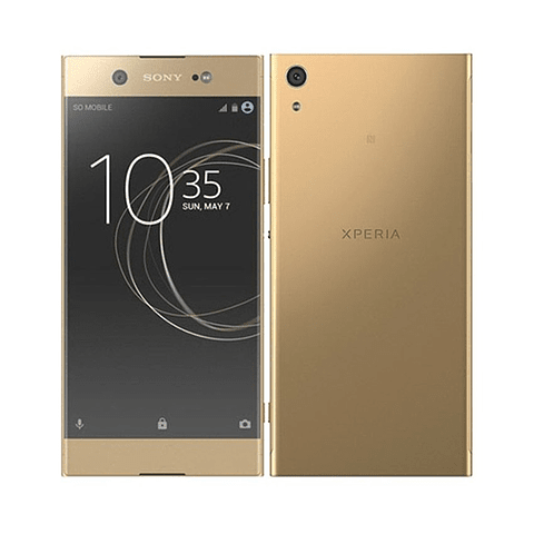 Telefono Celular SONY XA1 ULTRA 32GB  DORADO + memoria 32GB regalo!