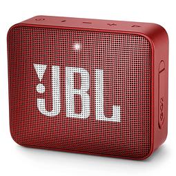 Parlante Bluetooth JBL GO2 ROJO(OFERTA ESTUCHE DE REGALO)