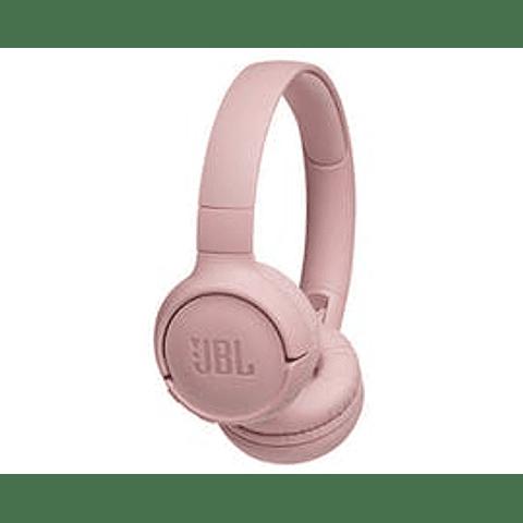 Audifono Bluetooth JBL T500BT ROSADO