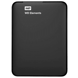 Disco Duro 2TB Western Digital Elements