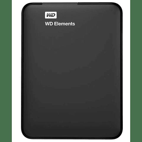 Disco Duro 4TB Western Digital Elements