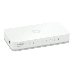 DLINK 8-Port 10/100 Switch DES-1008C