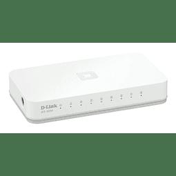 DLINK 8-Port 10/100 Switch DES-1008C