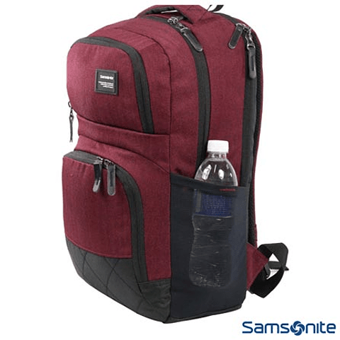 Mochila para Laptop Emotion Nine Ten 28L Vino - Samsonite - Q50006002