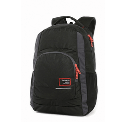 Nero Mochila Samsonite Negra Gris Computer Backpack