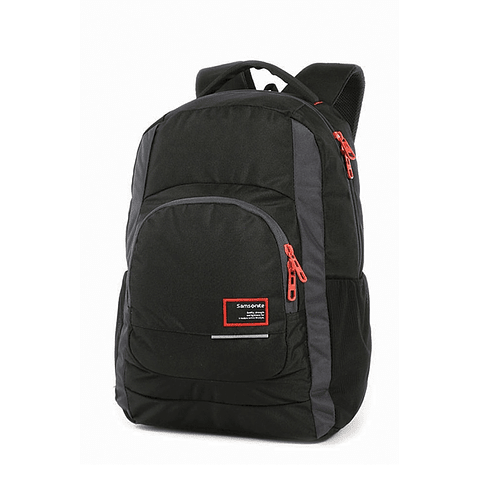 Nero Mochila Samsonite Negra Gris Computer Backpack