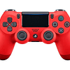 Control Dualshock Playstation 4 Rojo