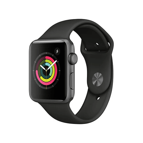 Apple Watch Series 3 42 mm MTF32LL / A A1859 – Space Gray / Black