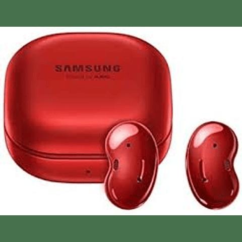 Samsung Galaxy Buds Live Mystic Rojo
