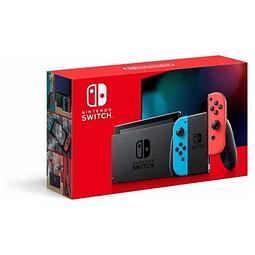 Consola Nintendo Switch Neon 32GB - Versión 2